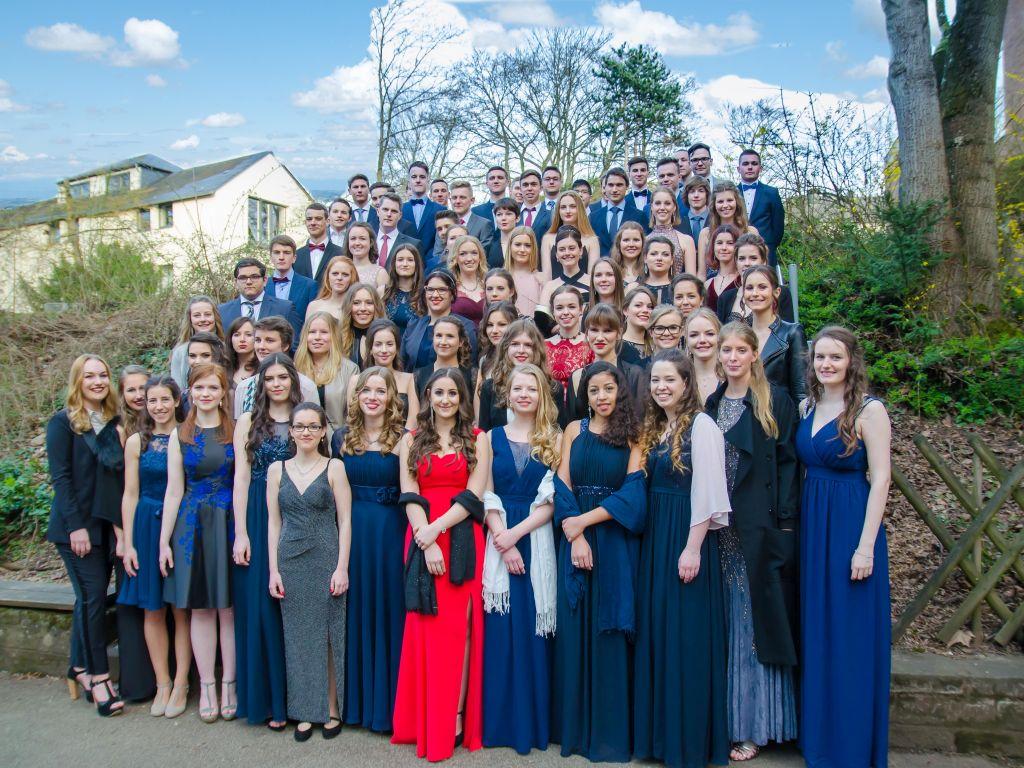 Abitur 2017 | Humboldt - Gymnasium Trier
