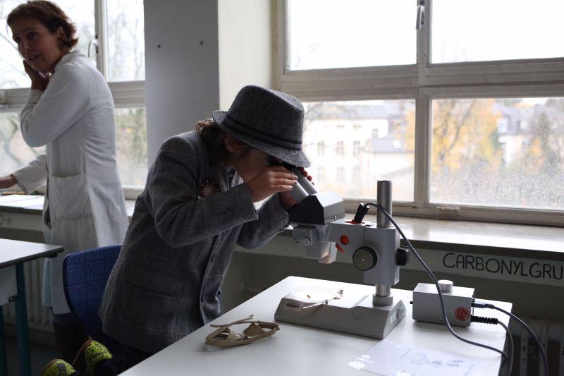 Wer hat das mikroskop erfunden was ist was